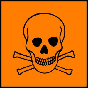 EU Toxic Symbol